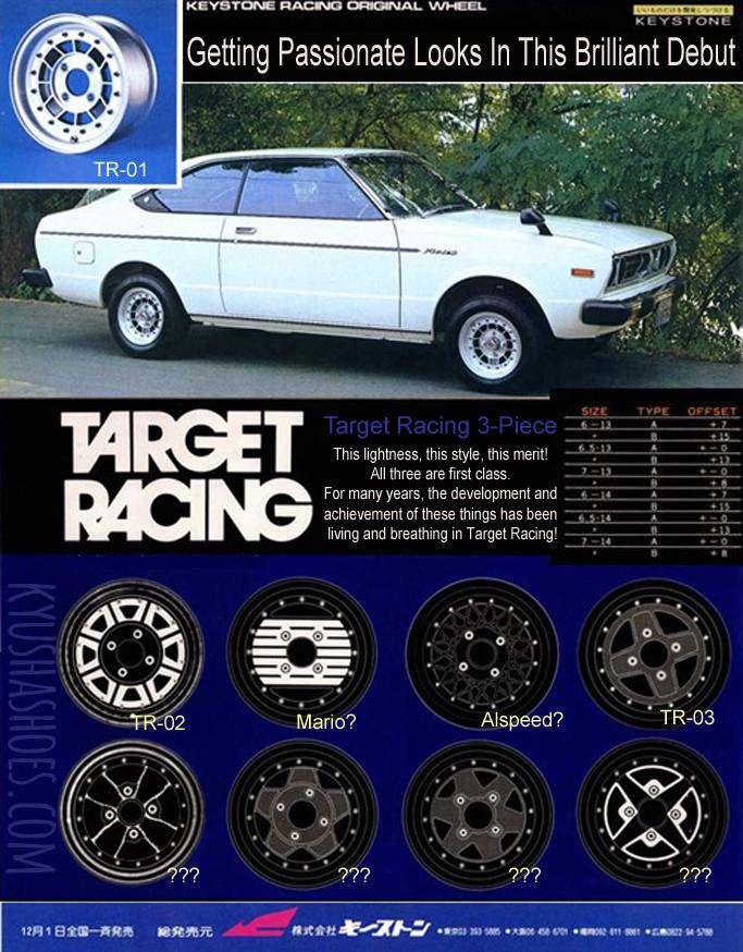 Target Racing 1979 translated