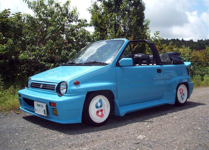 Oyajin's City Cabriolet