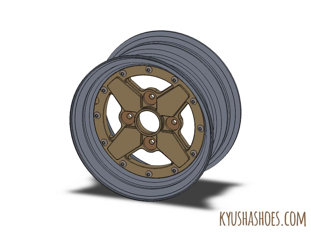 Wheel Anatomy – Kyusha Shoes Style – KYUSHA SHOES