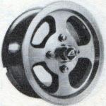 Z-Wheel Dish
